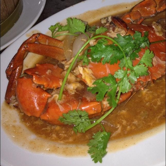 Cua Rang Muoi Nuoc = Deliciousness