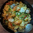 Seafood Paella ($24)