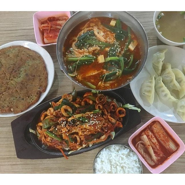 Fav Korean Food