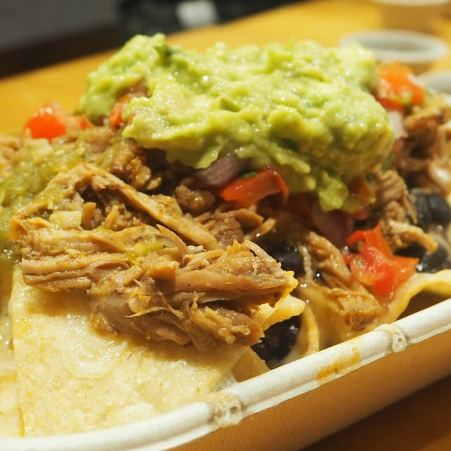 Filling Mexican Food