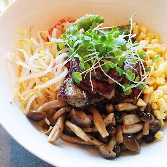 Beef Short Ribs Rice Bowl