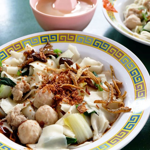 Now I know where to get my dry mee hoon kuay fix!