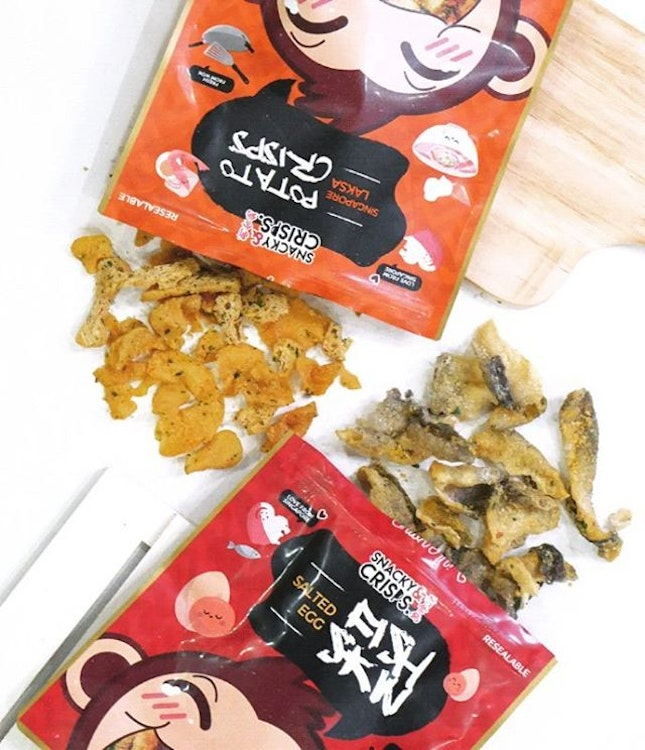 As we all know CNY celebrations last the entire month so packed in vibrant, auspicious colours;Snacky& Crisps' offerings makes for the perfect treat this Lunar New Year.
