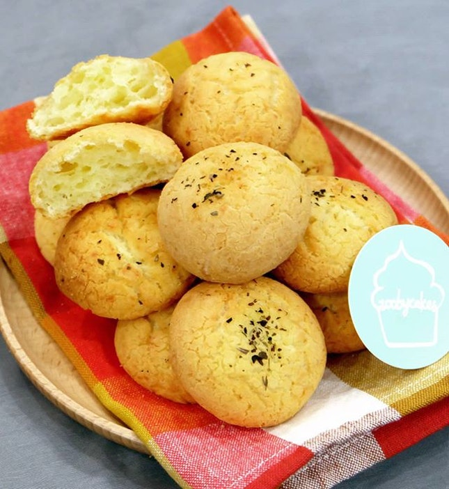 Baked Cheese Pão