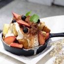 Strawberry Fairy Honey Toast