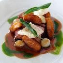 Grilled Iberico Pork Pressa