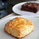Savoury Cheese Scone