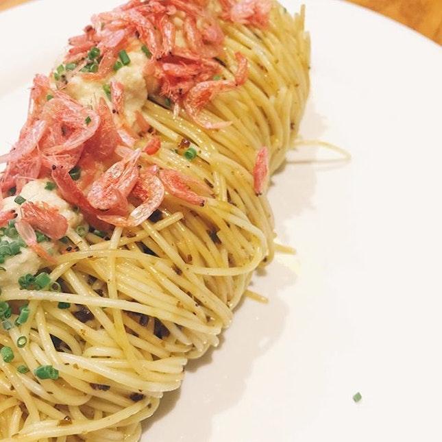 Saveur's Pasta Look at this twirled up pasta!!