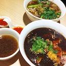 Hock Lam beef noodles