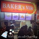 New bakery stall at Bugis Village