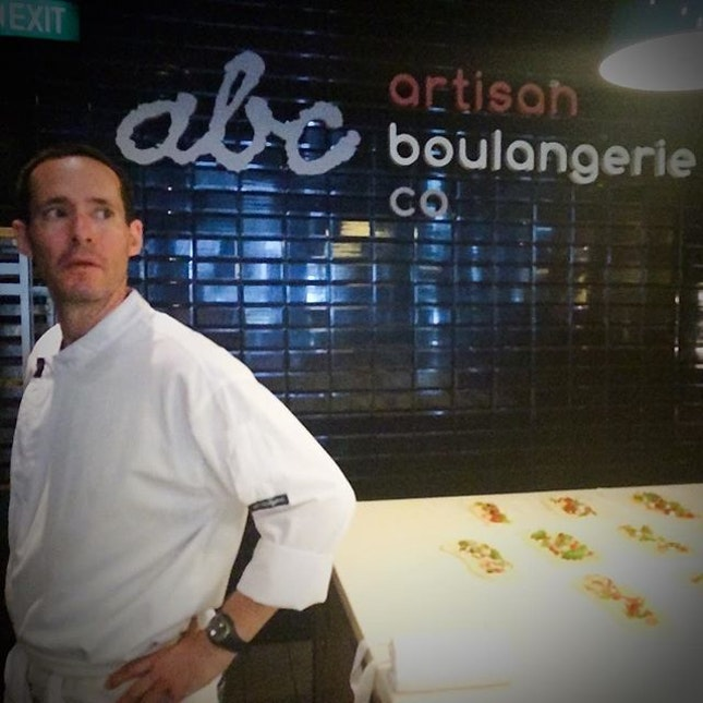 An afternoon with Chef Eran Mayer