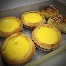 Not all egg tarts are created equal