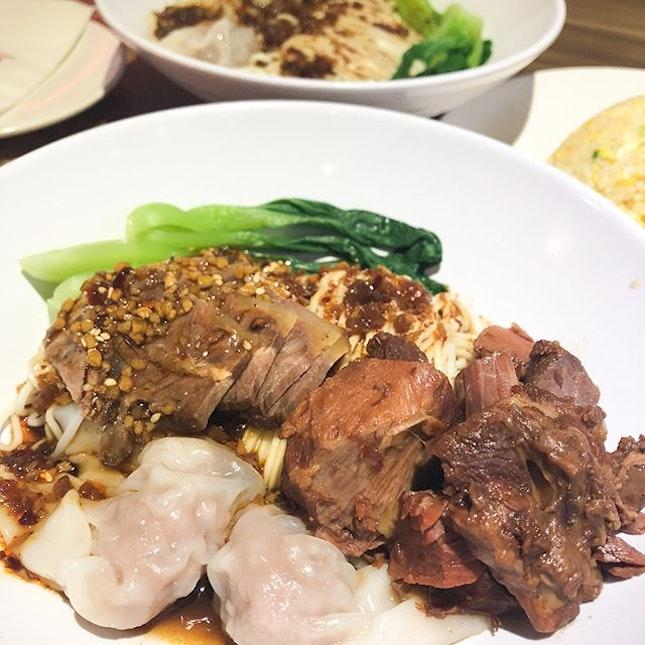 Family dinner at Tiong Bahru Plaza