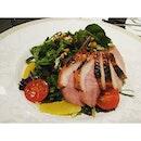 Salad de Canard Fume #burpple #foodporn #dinner #salad