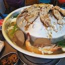 Sizzling Mookata #burpple #foodporn #dinner #mookata #thaifood