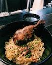 Duck Confit Noodle