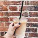 Iced Cereal Milk Latte
