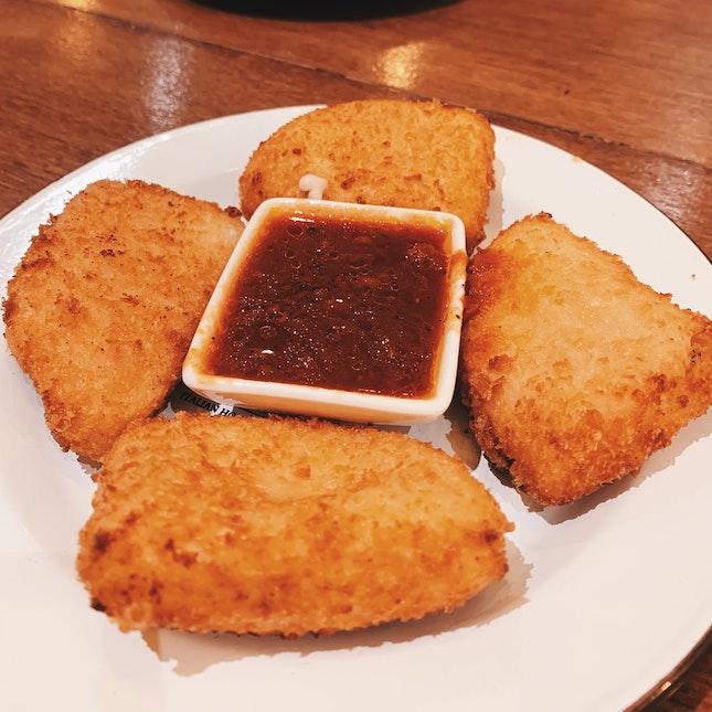 Fried Mozerella