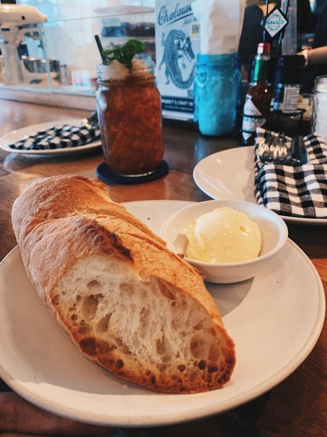 💯 Bread