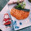 Mentaiko Salmon