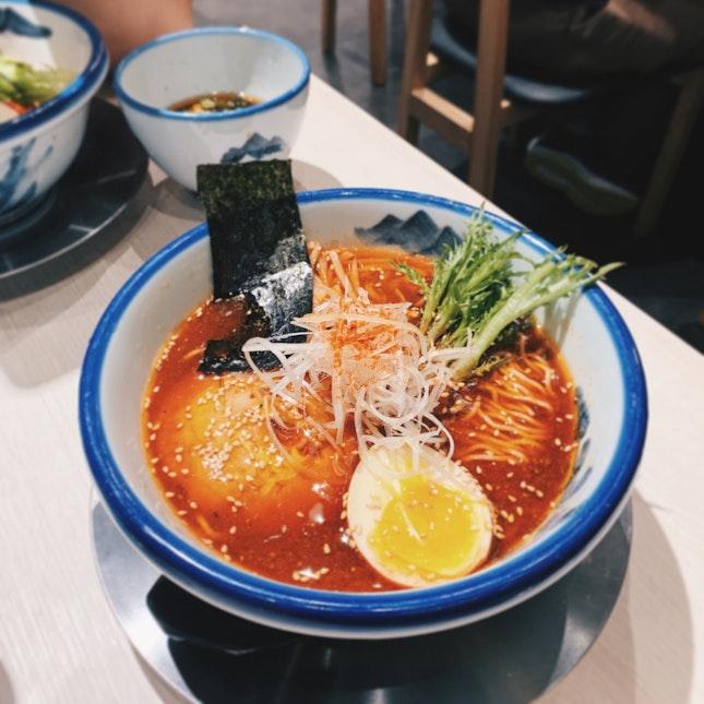 Spicy Yuzu Ramen