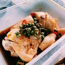 Poached Chicken with Sichuan Pepper