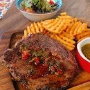 Angus Rib Eye Steak
