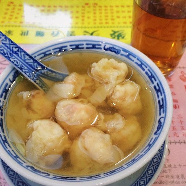 Shrimp Wanton Soup