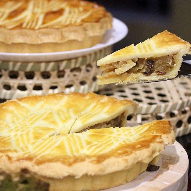 Uncle Seng's Apple Pie