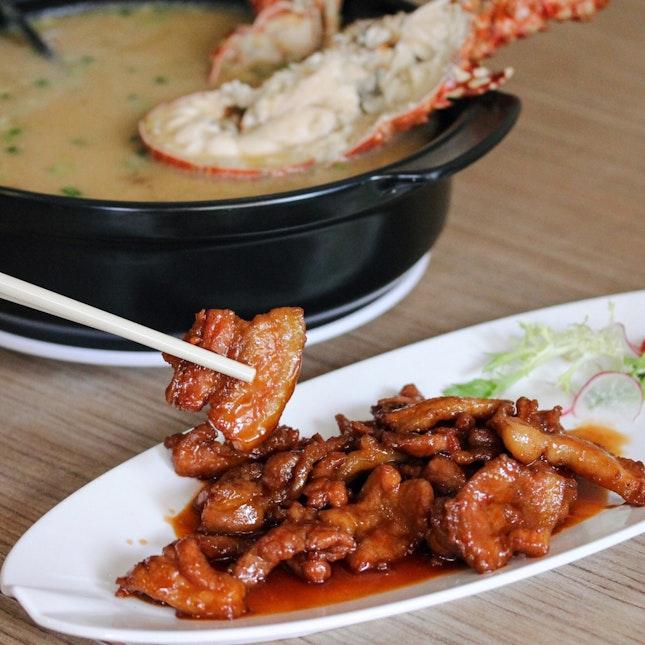 Pan-Fried Kurobuta