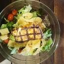 Salmon Asian Salad