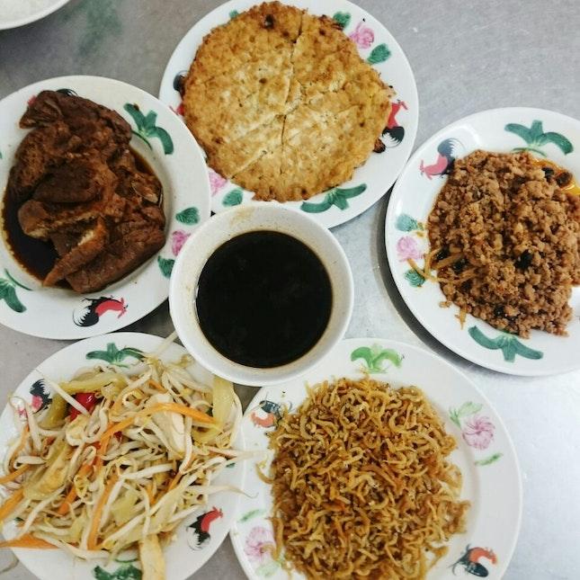 Teochew Porridge
