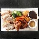 Roast Pork Sunday Roast
