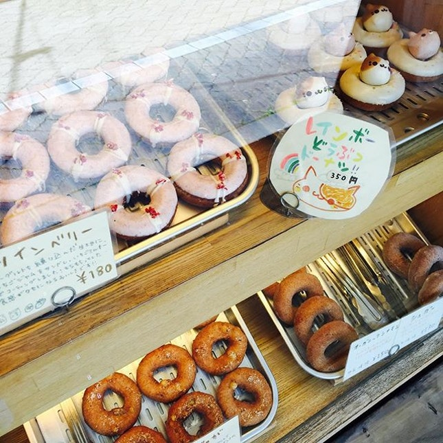 #throwback to 可愛い🍩🍩🍩