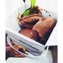 Awfully chocolate has the best chocolate icecream 😊✌️ #burpple