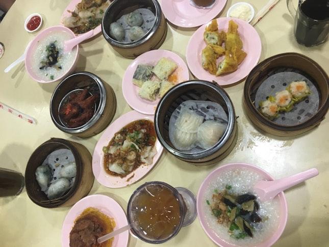 1.30 Dim Sum @ Kang Ching Road