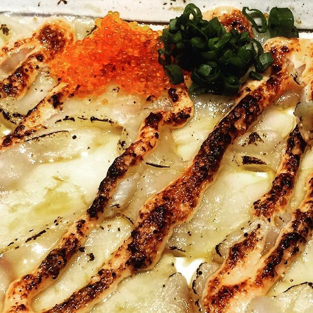 Scallop Mentaiyaki Mentaiyaki sauce is made of marinated roe of pollock and cod and is commonly used in Japanese cuisine.