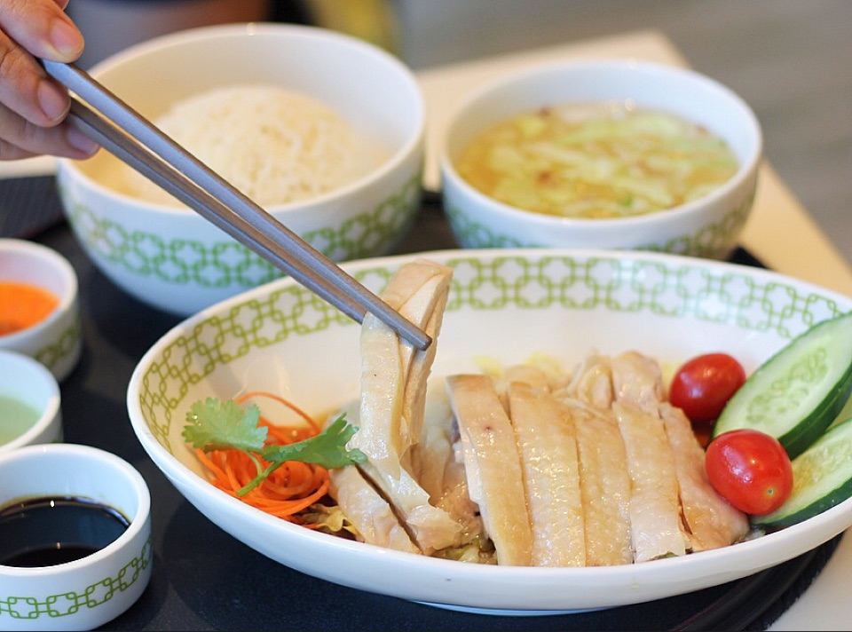 Most Expensive Chicken Rice?