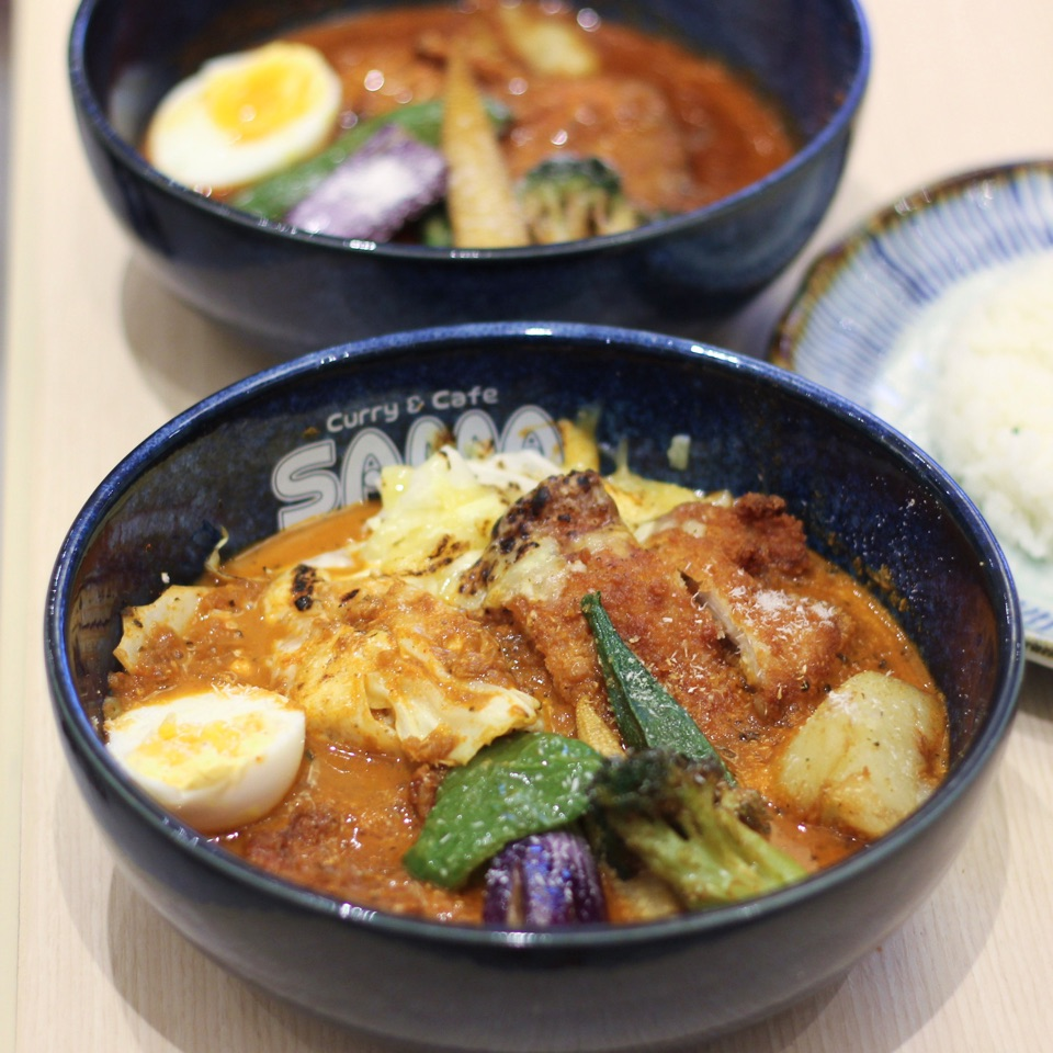 Japanese Soup Curry