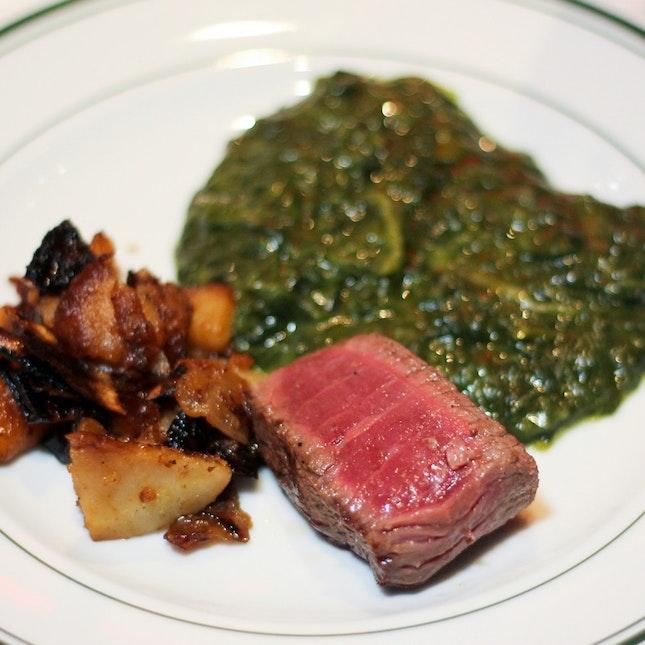 Juicy Tender Steak