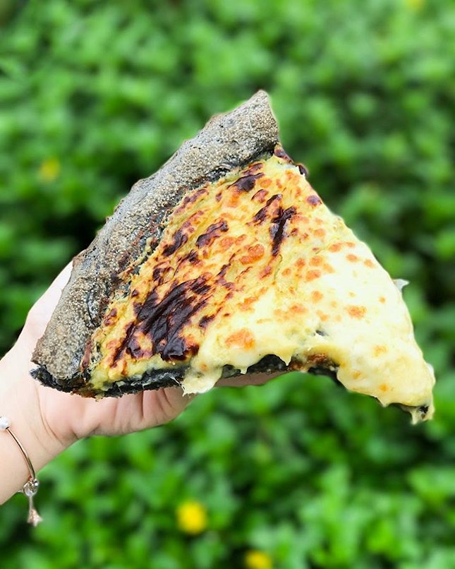 Until 31 August, this limited edition pizza is something that all durian lovers should try.