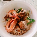 Pork Ribs Prawn Noodles