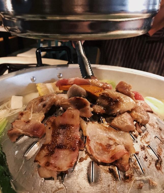 Traditional Thai BBQ @Marine Parade