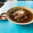 New World Mutton Soup (Bedok Interchange Hawker Centre)