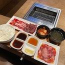 High Quality Yakiniku Like Set (Beef Tongue, Beef Skirt, Beef Short Plate) 150g $15.80