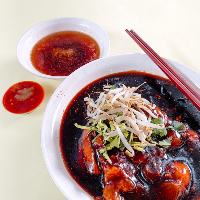 Flavourful Bowl of Beef Noodle, but Not Worth the Long Queue