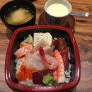 Chiraishi Set Lunch