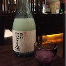 Hanagaki junmai nigori