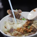 Seriously the best beef noodles ever !!