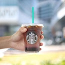Have you tried @starbuckssg blue pea flower lemonade cold brew?
